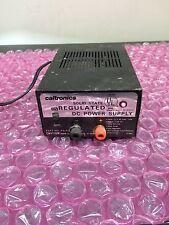CALTRONICS MODEL #DVP-312 TYPE NO. PS-4UL DC POWER SUPPLY