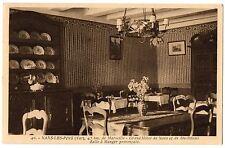 CPA 83 - NANS LES PINS (Var) Grand Hôtel de Nans et de Ste-Baume. Salle à manger
