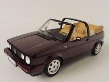 VW Golf I Cabriolet 1992 Classic Line 1/18 NOREV 188403 VOLKSWAGEN MKI Mark 1
