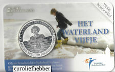 NEDERLAND           Het Waterland Vijfje    2010  in Coincard    IN STOCK