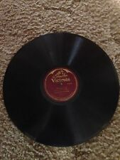 """Ignace Paderewski """"Minuet in G"""" 1903 Record ( 12"""" Recorded on one side)"""