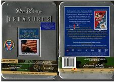 Factory Sealed Collector Tin Walt Disney Treasures On The Front Lines 2 DVD Set