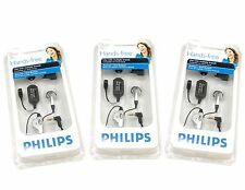 3- Philips SHI6601/17 Silver/Black Handsfree Headsets