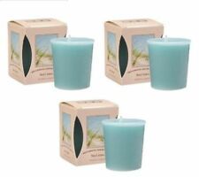 Bridgewater Pack of 3 Seagrass Votive Candles