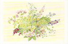L022.Bevere Vivis Postcard.Sweet Spring.Flowers