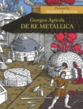 De Re Metallica by Georgius Agricola (2014, Paperback)