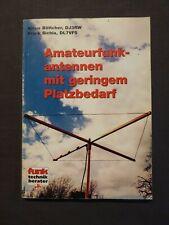 Buch, Böttcher / Sichla, Amateurfunkantennen mit geringen Platzbedarf, 2004