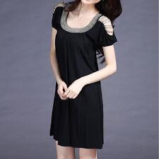 Cocktail Ballgowns Patternless Short/Mini Dresses