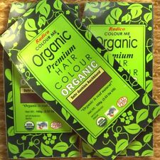 Radico Colour Me Organic Sehr Dunkles Aschblond Pflanzenhaarfarbe Darkest Ash Bl