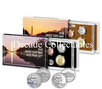 2020 S S W Silver & Clad Proof 22 Coin Bundle Set IN STOCK