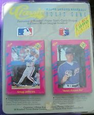 1990 NOLAN RYAN AND 49 OTHERS CLASSIC BOARD GAME MAJOR LEAGUE BASEBALL
