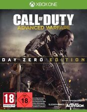 XBOX ONE jeu CALL OF DUTY ADVANCED WARFARE DAY ZERO (One) Edition nouvelle