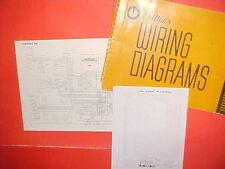 1960 1961 1962 1963 1964 1965 CADILLAC ELDORADO SEVILLE DEVILLE WIRING DIAGRAMS
