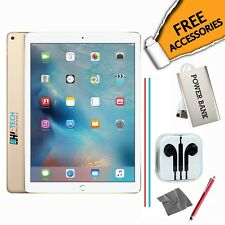 Apple iPad 5th Generation 32 GB, Wi-Fi , 9.7 Inch - Gold - 2017 Model