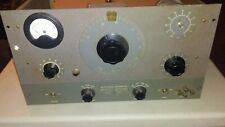 Vintage Hp Hewlett Packard 205a Audio Signal Generator Parts Or Repair
