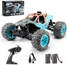1:14 Remote Control Monster Truck Off Road RC Car 36KM/H High Speed Rock Crawler