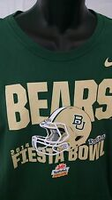 Nike Men's Baylor University Bears Graphics Sports T-Shirt Fiesta Bowl XL