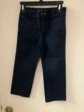 NORDSTROM BOYS SIZE 4 PANTS BLUE