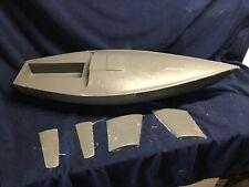 "** 36"" J24 velero Kit-control de radio de escala 1/8 de fibra de vidrio barco-hecho en Estados Unidos!"