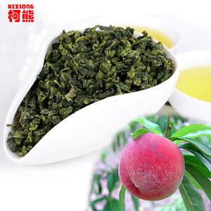 Oolong Tea 250g Taiwan Alishan High Mountain Peach Flavour Tea Natural Green Tea