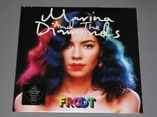 MARINA AND THE DIAMONDS Froot LP + bonus CD of full album New Sealed Vinyl