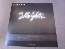 Glenn Frey 1984 The Allnighter 12x12 Promo Cover Flat Poster Eagles Miami Vice