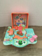 Littlest Pet Shop Teeniest Tiniest Teensies  Mini Tiny House Playset 2 Animals