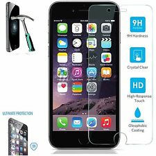 New Real Premium Tempered Glass Film Screen Protector for Apple iPhone 7