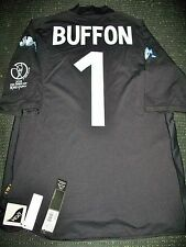 Authentic Buffon Kappa Italy Jersey 2002 WC Shirt Juventus Maglia Trikot BNWT !