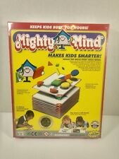 Mighty Mind Basic -Children's Skill Building Puzzle Set NIB Sealed New