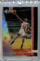 1996 96-97 UPPER DECK SP Michael Jordan SAMPLE PROMO CARD #16, Rare