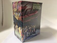 Infinite Ryvius Vol. 1 Lost in Space DVD 2003 Anime Manga Limited Edition Box