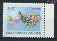 Liechtenstein 1651 (kompl.Ausg.) postfrisch 2012 Aufdruckausgabe (9077546