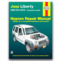 Haynes 50035 Repair Manual Jeep Liberty 02-12 Haynes Repair Manual Shop qb
