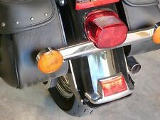 Hidden Harley Softail Trailer Hitch H10-300 with Removable Tow Bar and Ball