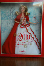 2010 HOLIDAY BARBIE DOLL, HOLIDAY DOLLS COLLECTION, R4545, NRFB