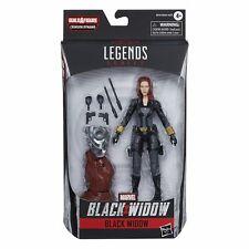 IN STOCK! Black Widow Marvel Legends 6-Inch Black Widow Action Figure BY HASBRO