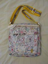 LeSportsac 'Fifi Lapin' Sweethearts Print Essential Crossbody Bag - Rare & HTF