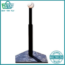 MacGregor Batting Tee for T-ball, Softball, Baseball Hitting Training Practice