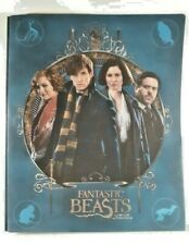Fantastic Beast & Where To Find Them Back To School 2 Pocket 3 Prong Poly Folder