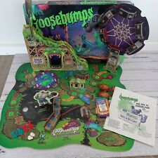 Vintage Goosebumps Board Game One Day at Horrorland RARE Collectable 1996