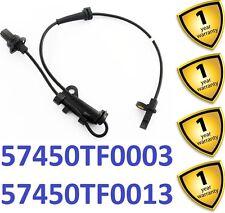 Honda CRZ 1.5 Insight 1.3 2009-13 Front Right ABS Sensor 57450TF0003 57450TF0013