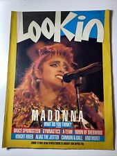 More details for madonna - look in magazine - 18th january 19986- no 4 - complete