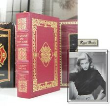 New listing By Myself And Then Some - Easton Press - Lauren Bacall 🖋Signed 1St Ed🖋