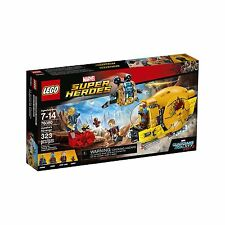 Lego Super Heroes Guardians of The Galaxy Ayesha's Revenge 76080 Building Kit.
