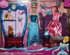 CINDERELLA DRESSING ROOM & DOLL NEW IN BOX SEALED