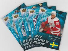 09-10 2009-10 UPPER DECK ALL WORLD TEAM FINISH YOUR SET LOW SHIPPING RATE