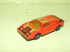LAMBORGHINI COUNTACH N°27 MATCHBOX LESNEY