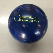 Brunswick Quantum Bias Pearl   BOWLING  ball 15 lb  brand new in box    #105