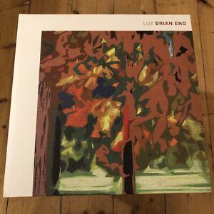 Brian Eno - Lux - Double Gatefold Vinyl (Warp Records) NM/NM Ambient